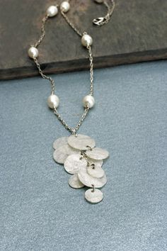 How To: Bubble Wrap Necklace, from Jewelry Upcycled, by Sherri Haab
