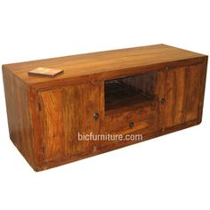 Wooden Television & DVD Cabinets
