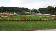 Schönbrunn Wien Itävalta