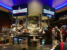Big Fun for Everyone: Uptown Alley opens in Manassas Mall #pwliving