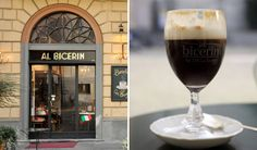 The traditional hot drink of Turin, Bicerin, made of espresso, chocolate and milk, is what you absolutely have to order at the historic Al Bicerin café, which has been serving it since the eighteenth century.  From Count Cavour, to Alexandre Dumas, but also Giacomo Puccini and Friedrich Nietzche, the most illustrious politicians and artists used to come here to enjoy this traditional drink.