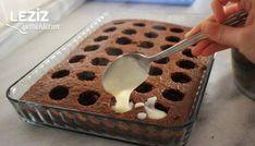 Muhallebi Dolgulu Kek Tarifi nasıl yapılır? Muhallebi Dolgulu Kek Tarifi için malzeme listesi, kalori bilgisi, detaylı anlatımı, tarife ait fotoğraf ve yapılış videosu için tıklayınız. (348 kalori) Gönderen: Tubanın Mutfağı Custard Filling, Pudding, Lava Cakes, Tiramisu, Yogurt, Waffles, Cake Recipes, Bakery, Deserts