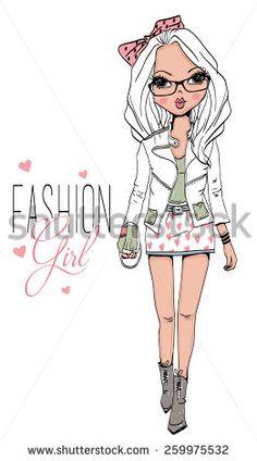 Femme Vecteurs de stock et clip-Art vectoriel | Shutterstock