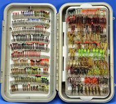 Fly Fish Food -- Fly Tying and Fly Fishing : 5 Steps to Fly Box Organization Zen: