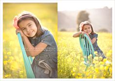 children photography | ... Diego Child Photographer | Yellow Flowers | Jen Bentley Photography