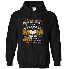 Behind baseball player. T-Shirts, Hoodies (37.99$ ==► Shopping Now to order this Shirt!)