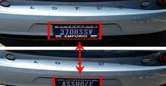 24 Boasting License Plates That Makes a Driver's Day