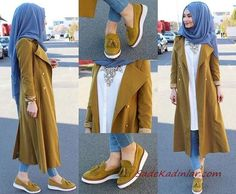 outfit of the day Modest Fashion Hijab, Casual Hijab Outfit, Hijab Chic, Abaya Fashion, Muslim Fashion, Fashion Dresses, Modest Dresses, Modest Outfits, Womens Fashion Online
