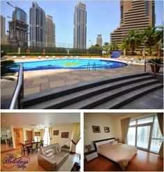 THS Real Estate Co : 3 Bedrooms Apt 301 Marina Terrace