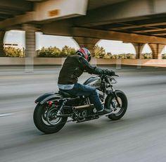 { } ______________________________________ Check for. Sportster 48, Harley Davidson Sportster, Triumph Bobber, Best Mountain Bikes, Bobber Chopper, Motorcycle Style, Super Bikes, Bike Life, Custom Bikes
