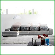 Em 861 Arabic Majlis Fabric Corner Sofa With Sofa Set Design Photo,  Detailed About