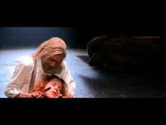 This is a video of Act V Scene 3 of King Lear as performed by the Royal Shakespeare Company. This performance stands out because it portrays Lear alone with Cordelia's dead body. He gives his last speeches as one lonely, sad soliloquy. This portrayal gives the impression that Lear is left totally alone after the events of the play. This makes the play even more tragic and moves the audience to pity Lear (in true Greek tragic fashion). Nick Luken. from YouTube channel Royal Shakespeare Compan...