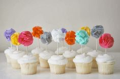 25 Crazy Colorful DIY Party Projects via Brit + Co.
