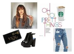 """""""Sans titre #178"""" by aahd-nagib ❤ liked on Polyvore featuring ASOS and Yves Saint Laurent"""