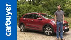 Kia Niro hybrid SUV review - Carbuyer