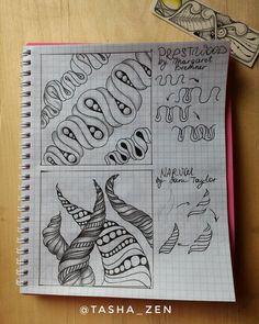 Страничка моего #tanglebook_tashavist . Материалы: тетрадь, черная гелевая ручка, простой мягкий карандаш . #zentangle #рисунок #рисование #творчество #графика #рисую #люблюрисовать #арт #рисуюкаждыйдень #рисуйкаждыйдень #медитативноерисование #зенарт #зентангл #тангл #зендудл #zenart #zentangle #tangle #draw #art #graphic #doodle #blackandwhite #мандала #mandala #tanglebook
