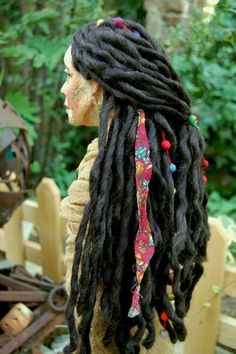 Art Dolls, Dreadlocks, Hair Styles, Beauty, Hair Plait Styles, Hairdos, Hair Looks, Cosmetology, Haircut Styles