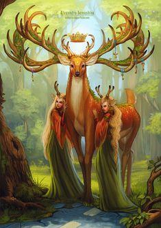 The King by Alexandra Semushina