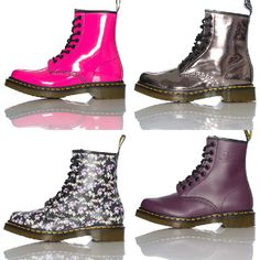 Boots for Teen Girls | Dr. Martens Boots From Jimmy Jazz | ♔Teenage Girl Help (hmmmm I wonder if I could pull these off?)