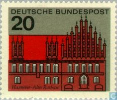 Germany, Federal Republic [DEU] - Capital Federal Countries 1964