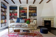 House Tour: A Stunning Spanish Colonial Revival in Beverly Hills Photos…