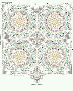 Transcendent Crochet a Solid Granny Square Ideas. Inconceivable Crochet a Solid Granny Square Ideas. Crochet Squares, Point Granny Au Crochet, Granny Square Crochet Pattern, Crochet Blocks, Crochet Diagram, Afghan Crochet Patterns, Crochet Chart, Knitting Patterns, Mandala Au Crochet