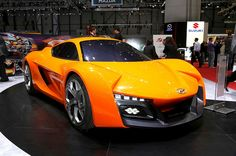 Hyundai Passocorto Concept By Ied Flickr Photo Sharing Small Sports Cars Lamborghini