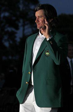 bubba watson - Masters Champ 2012