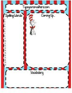b687b796e73eebba411f7610bb2aeb11--teacher-newsletter-dr-seuss Teachers Pay Templates For Newsletters on labels for teachers, newsletter creation, newsletter template for mac, invitations for teachers, projects for teachers, newsletter calendar template, flyers for teachers, newsletter content, newsletter banner, abc fonts for teachers, basic class newsletter for teachers, newsletter newsletter, january newsletter template teachers, newsletter layout, software for teachers, monthly newsletter form for teachers, newsletter mailer template, newsletter for school, newsletter borders, newsletter template software,