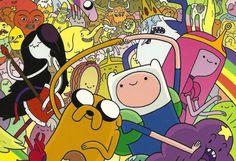 Adventure Time : un moment de fun à partager.