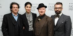 Announcing the 2013 Fashion Prize.