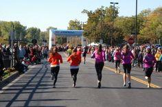 half marathon fall