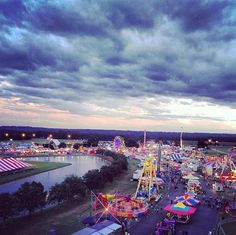#Georgia National Fair in Perry.