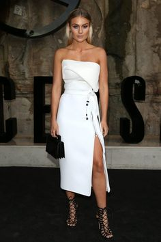 All the Front Row and After Parties Fashion Week Australia - Image 25