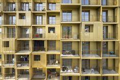 Golden Cube, Boulogne-Billancourt - Boulogne-Billancourt, ZAC Seguin - Hamonic + Masson & Associés