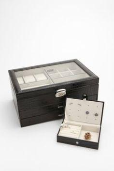 Sara's Wanderlust Jewelry Box