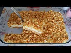 YAPTIĞINIZ ANDA BITECEK KAŞIK KAŞIK YENECEK ENFES BIR TATLI ELMALI SÜTLÜ TATLI - YouTube Tuna, Macaroni And Cheese, Cooking, Ethnic Recipes, Food, Youtube, Turkish Recipes, Apple Tea Cake, Bakken