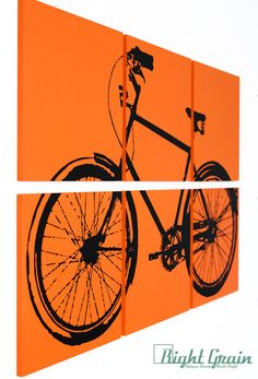 Bicycle Wall Art mountain bike art | pictures and photostensionnot