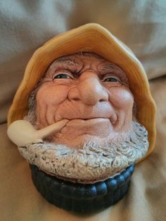 Bossons Head Old Salt by NoPlaceLikeVintage on Etsy