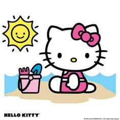 HK |❣| HELLO KITTY Summer
