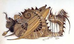 dragon nicolas marlet - Pesquisa Google