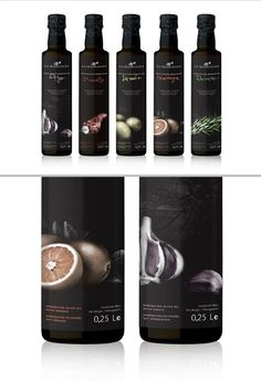 Nice Packaging Design by ATIPUS, a Studio from Barcelona olive oil packaging