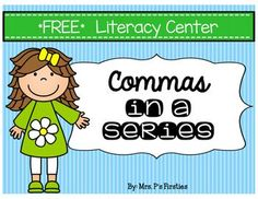 Commas in a Series turned out to be a tricky grammar skill for my firsties, so this new *FREEBIE* was created!Students need to read each sentence and decided if the commas are used correctly or incorrectly. Then, they can complete the recording sheet by highlighting the correct sentences based on the sorting activity they just completed.Enjoy this FREEBIE and I hope it helps your students find much success with this skill! =)