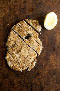 Flavor Pounded Chicken Breasts