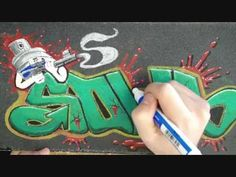 ▶ Skateboard Graffiti 2 - YouTube