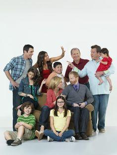 Modern Family! Favorite TV show!