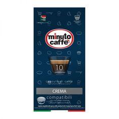 L'Alveare Del Caffè...Il Gusto Del Piacere, propone la qualità delle capsule caffè compatibili Lavazza Espresso Point. Le capsule sono disponibili nel formato da 10 e 100 pezzi della Minuto Caffè.