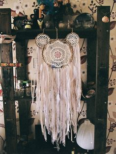 iCatchUrDream e-store — Boho Dreamcatchers Set - Bohemian Bedroom Decor -...