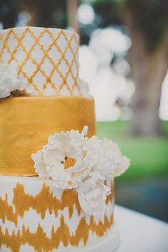 Cake: Minette Rushing | Photography: Hyer Images