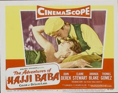 The Adventures of Hajji Baba - Lobby card